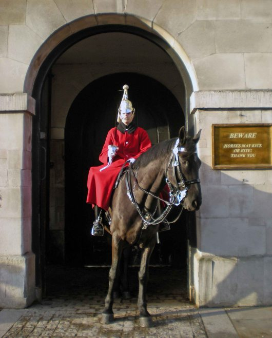 The Horse Guard