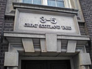 Great Scotland Yard