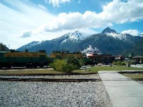 Skagway Harbor