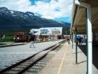Skagway, Alaska Train Station