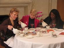 Kate Bridges, Margaret Moore, Kayla Perrin