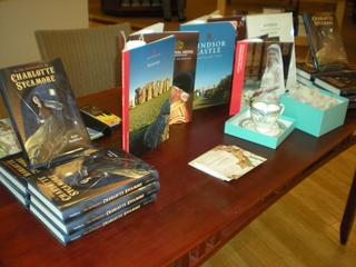 Kate Bridges Booksigning