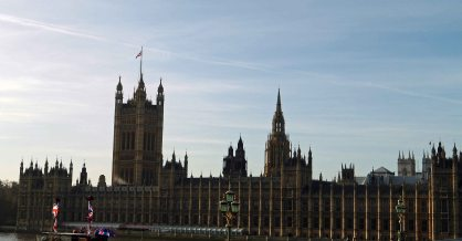 London Parliament Buildings