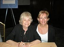 Patricia MacLachlan and Kate Bridges