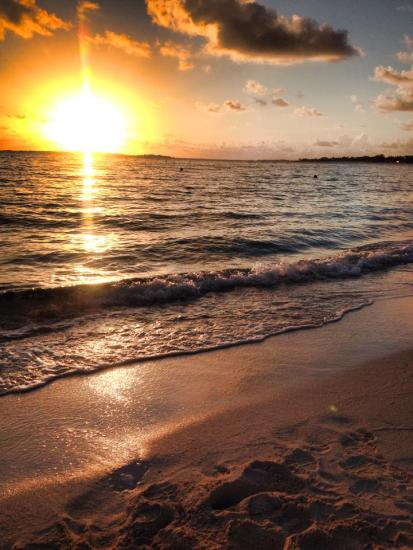 Bahamas Sunrise