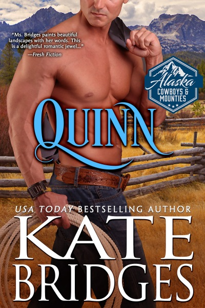 Quinn by Kate Bridges